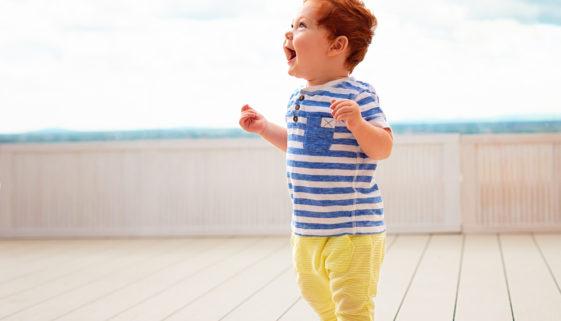 Pumphosen für Babys
